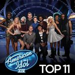 american idol top 11 season 14 - v.a