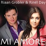 amore mio (single) - rinel day, riaan grobler