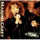 mtv unplugged: mariah carey (live) - mariah carey