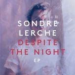 despite the night (ep) - sondre lerche