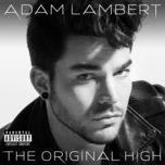 the original high (deluxe version) - adam lambert