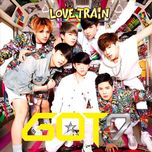 love train (japanese single) - got7