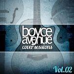 cover sessions, vol. 2 (ep) - boyce avenue