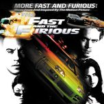 more fast and furious (music from and inspired by the motion picture) - v.a