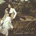 nghia phu the - ngoc lien