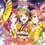 angelic angel / hello, hoshi wo kazoete (single) - μ's