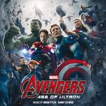 avengers: age of ultron ost - brian tyler, danny elfman