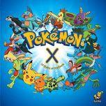pokemon x - 10 years of pokemon - v.a
