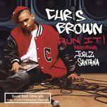 run it! (ep) - chris brown