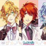 uta no prince-sama maji love revolutions golden star (bonus cd1) - starish, quartet night