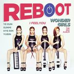 reboot - wonder girls