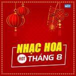 nhac hoa hot thang 8/2015 - v.a