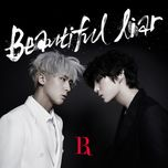 beautiful liar (mini album) - vixx lr
