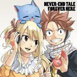 never-end tale / forever here (single) - tatsuyuki kobayashi, konomi suzuki, yoko ishida
