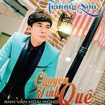 chuyen tinh que - truong son (fm band), kim thu