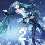 reverberations 2 - clean tears, hatsune miku