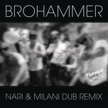 brohammer (single) - topher jones