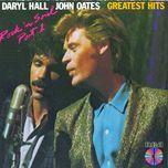 greatest hits--rock 'n' soul, part 1 (single) - daryl hall, john oates