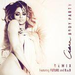 body party (remixes) - ciara