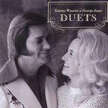 duets - george jones, tammy wynette