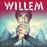 love shot me down - christophe willem