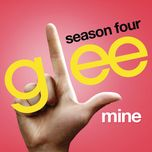 mine (glee cast version) (single) - glee cast
