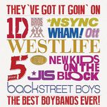 they've got it going on...the best boybands ever! - v.a