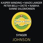 toppen af poppen 3 - synger johnson - v.a