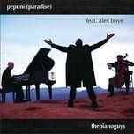 peponi (paradise) (single) - the piano guys
