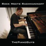 rock meets rachmaninoff (single) - the piano guys