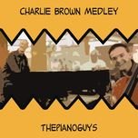 charlie brown medley (single) - the piano guys