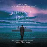 the legend of 1900 (original motion picture soundtrack) - ennio morricone