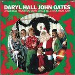 jingle bell rock from daryl (digital 45) - daryl hall, john oates