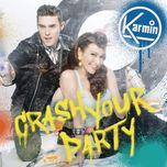 crash your party (single) - karmin