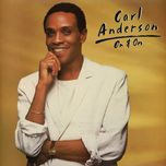 on & on - carl anderson
