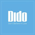 Don't Believe In Love (Single)