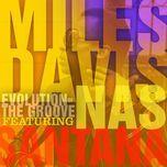 evolution of the groove - miles davis