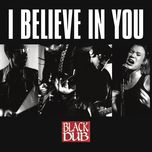 I Believe In You (Single)