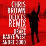 deuces (remixes - ep) - chris brown