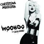 woohoo (single) - christina aguilera, nicki minaj