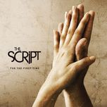 for the first time (single) - the script