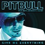 give me everything (single) - pitbull, ne-yo, afrojack, nayer
