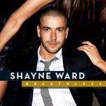 breathless - shayne ward
