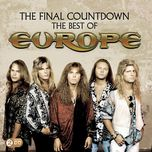 the final countdown: the best of europe - europe