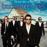 the very best of - backstreet boys