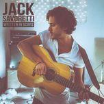 written in scars (new edition) - jack savoretti