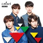 colors - cnblue