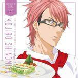 shokugeki no soma character song series side boys 1 / kojiro shinomiya - yuichi nakamura