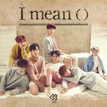 i mean (mini album) - btob