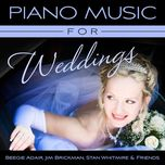 piano music for weddings - v.a